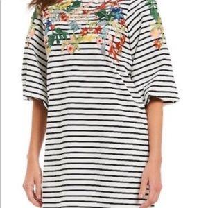 Striped dress by Gianni Bini